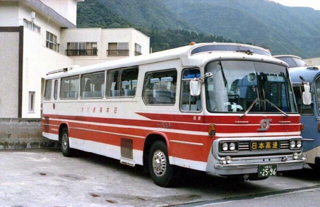 観光バスの部屋