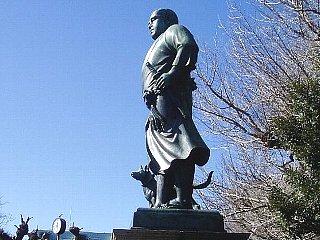 西郷 隆盛 公園 上野