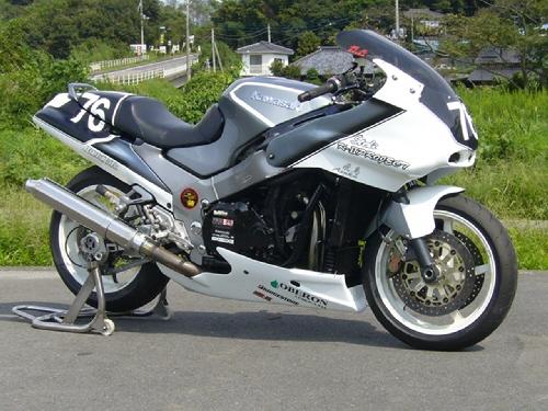 Kawasaki Rebuild