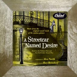 a strretcar named desire Use our free chapter-by-chapter summary and analysis of a streetcar named  desire it helps middle and high school students understand tennessee  williams's.
