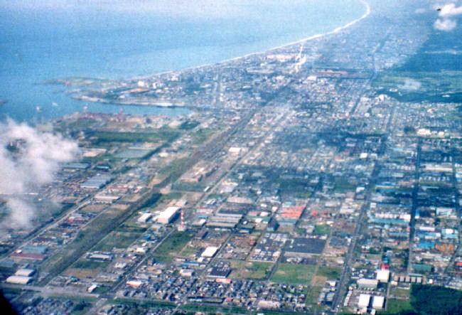 苫小牧市 - Tomakomai, Hokkaido - JapaneseClass.jp