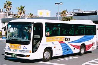 京成バスシステム・日野