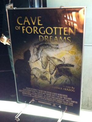 『世界最古の洞窟壁画3D 忘れられた夢の記憶』
