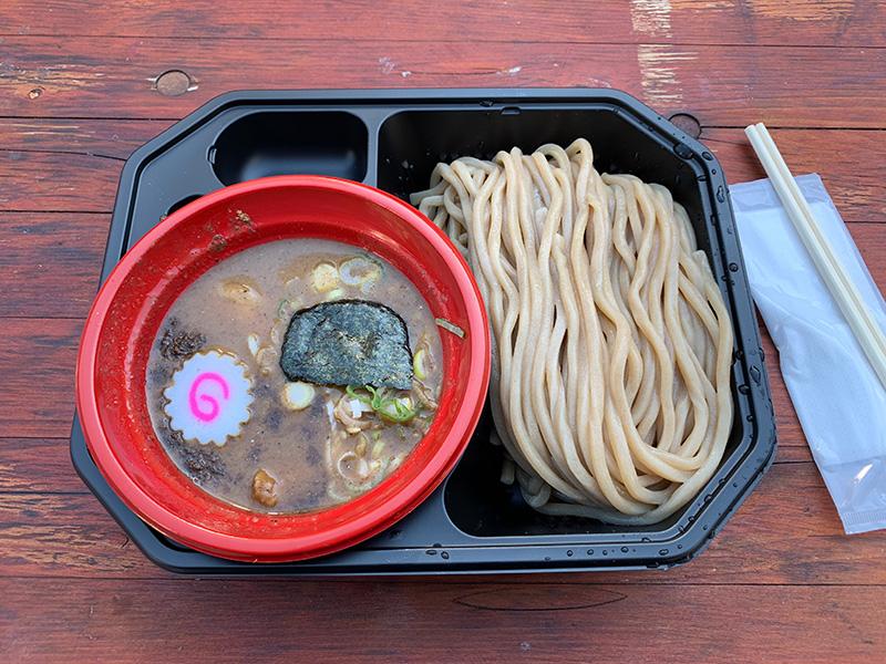 中華蕎麦とみ田の13年目の濃厚豚骨魚介。