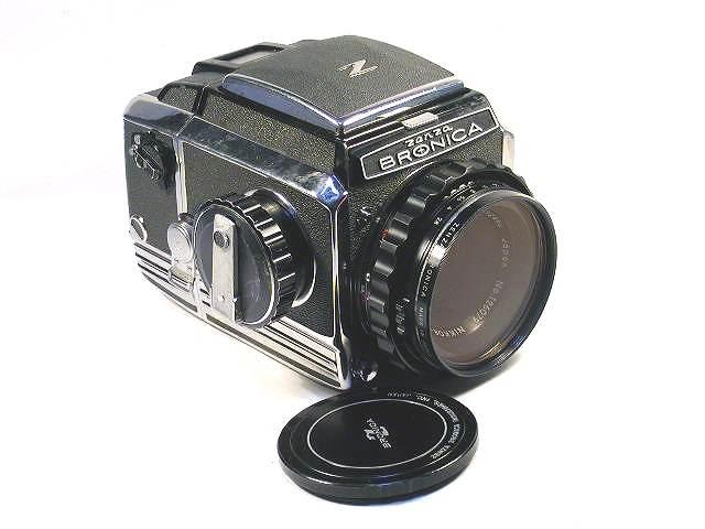 吉野善三郎の夢のカメラ、それがゼンザブロニカだ。1959年ニコンFと同年... 武器庫